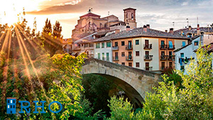 Hoteles para alojarse en Navarra