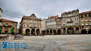 El mejor hotel de Ourense
