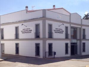 El mejor hotel de Ahillones, Badajoz