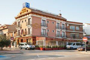 El mejor hotel de Ajalvir, Madrid