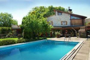 Hoteles para alojarse en Aguilar del…