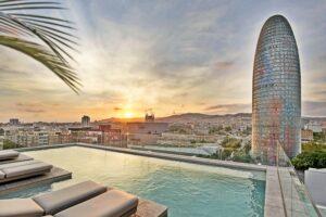 Los mejores hoteles de Alpens, Barcelona