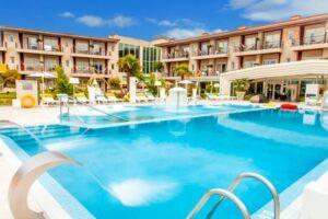 Mejores hoteles para dormir en Sanxenxo,…
