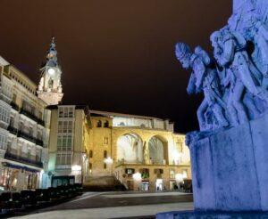 Mejores hoteles para dormir en Vitoria-Gasteiz,…