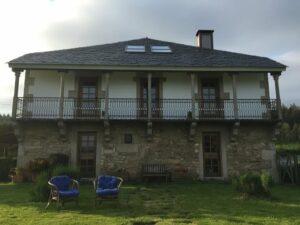Un buen hotel en A Capela,…