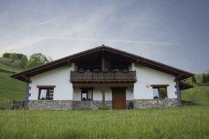 Un buen hotel en Abaltzisketa, Guipúzcoa