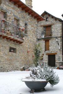 Un buen hotel en Aisa, Huesca