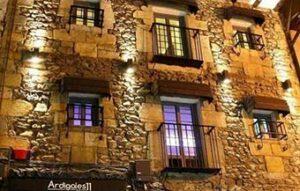 Un buen hotel en Alcalá del…