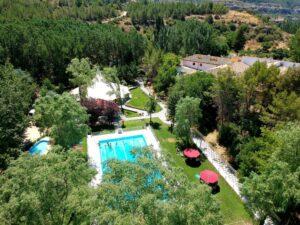 Un buen hotel en Alcantud, Cuenca