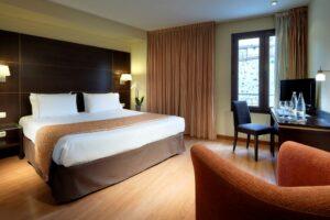 Un buen hotel en Aldealcorvo, Segovia