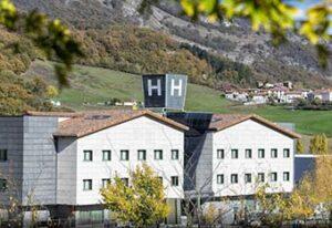 Un buen hotel en Azara, Huesca