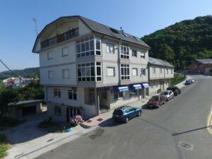 Un buen hotel en Becerreá, Lugo
