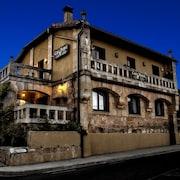 Un buen hotel en Blacos, Soria
