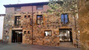 Un buen hotel en Buitrago, Soria