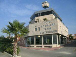 Un buen hotel en Bullas, Murcia
