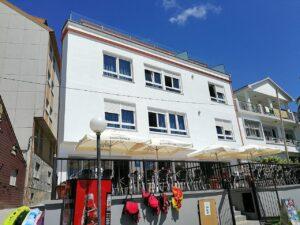 Un buen hotel en Camariñas, La…