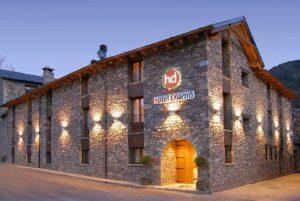 Un buen hotel en Castejón de…