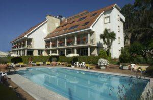 Un buen hotel en Covelo, Pontevedra