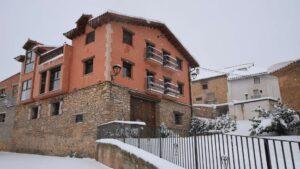 Un buen hotel en Cubla, Teruel