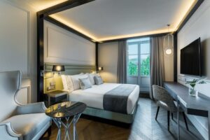 Un buen hotel en Donostia-San Sebastián,…