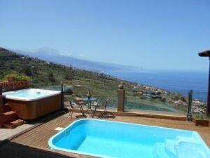 Un buen hotel en El Sauzal,…
