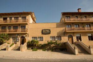 Un buen hotel en Godall, Tarragona