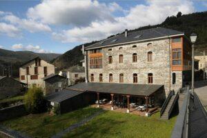 Un buen hotel en Ibias, Asturias