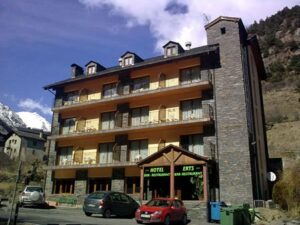 Un buen hotel en Lemoa, Vizcaya