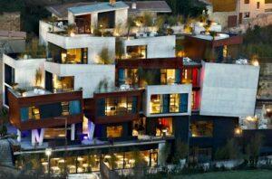 Un buen hotel en Leza, Álava