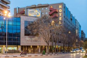 Un buen hotel en Luna, Zaragoza