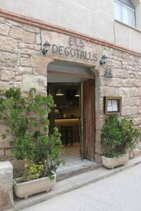 Un buen hotel en Maldà, Lleida