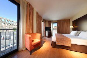 Un buen hotel en Marazuela, Segovia