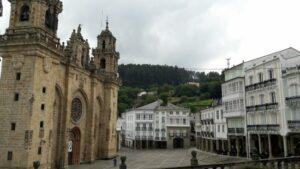 Un buen hotel en Mondoñedo, Lugo