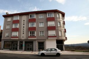 Un buen hotel en Monterroso, Lugo