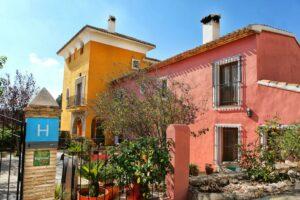 Un buen hotel en Mula, Murcia