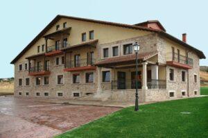 Un buen hotel en Navarredonda de…