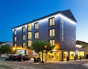 Un buen hotel en Nigrán, Pontevedra