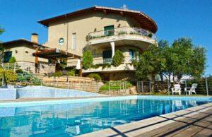 Un buen hotel en Obanos, Navarra