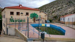 Un buen hotel en Obón, Teruel