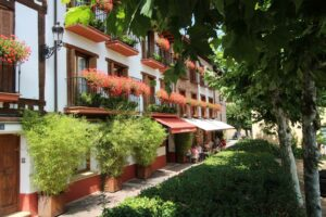 Un buen hotel en Ojacastro, La…
