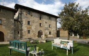 Un buen hotel en Ollo, Navarra