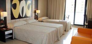 Un buen hotel en Ontur, Albacete
