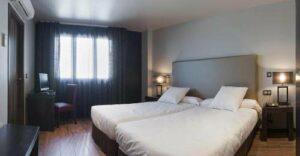 Un buen hotel en Onzonilla, León