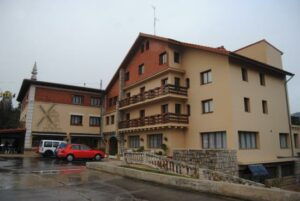 Un buen hotel en Pancorbo, Burgos