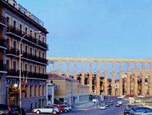 Un buen hotel en Pinarnegrillo, Segovia