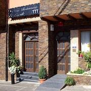 Un buen hotel en Pinofranqueado, Cáceres
