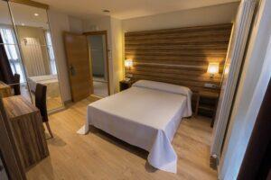 Un buen hotel en Pontedeva, Orense