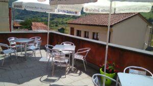 Un buen hotel en Proaza, Asturias