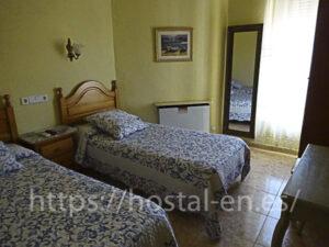 Un buen hotel en Retamal de…