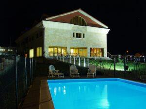 Un buen hotel en Ribamontán al…